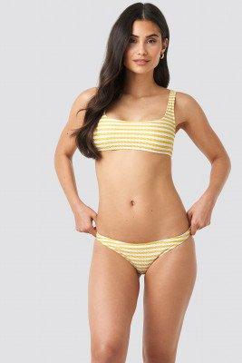 Mango MANGO Venecia Bikini Bottom - Yellow