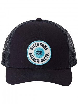 Billabong Billabong Walled Trucker Cap blauw