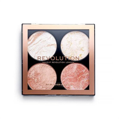 Makeup Revolution Makeup Revolution Cheek Kit Take A Breather