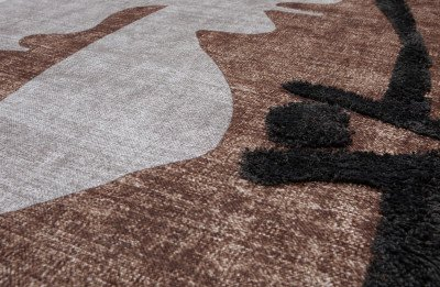 WOOOD Exclusive WOOOD Exclusive Vloerkleed 'Roden' 170 x 240cm