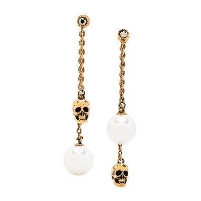 alexander mcqueen Bijoux earrings