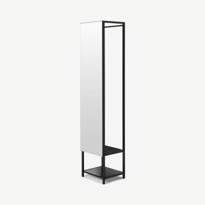 MADE.COM Seta spiegel met opbergruimte