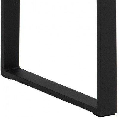 Bendt Bendt Sidetable 'Lone' Keramiek, 110cm, kleur Zwart