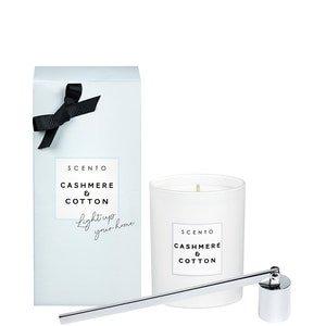 Scento Scento Cashmere Cotton SCENTO - Cashmere Cotton Candle Set