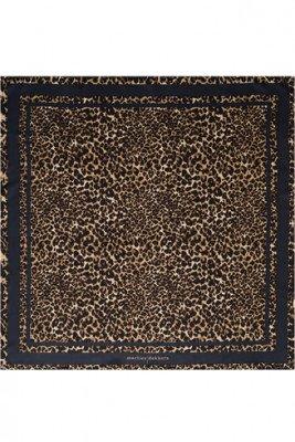 Marlies Dekkers peekaboo peekaboo scarf | leopard print - One Size