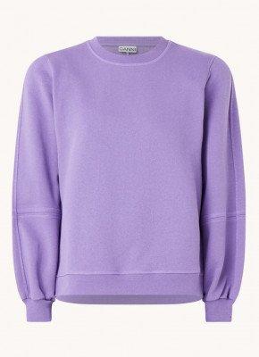 Ganni Ganni Sweater met ballonmouw