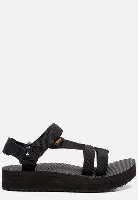 Teva Teva Midform Arivaca sandalen zwart