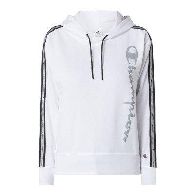Champion Custom fit hoodie van katoenmix