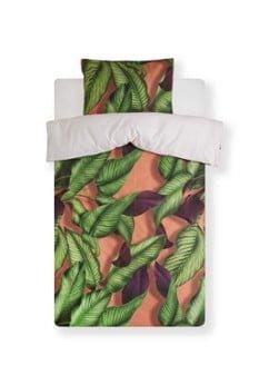 Snurk Snurk Fresh Leaves dekbedovertrekset van biologisch katoen perkal 160TC - inclusief kussenslopen