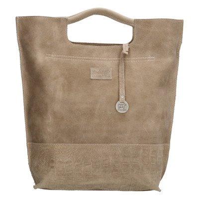 SoDutch SoDutch Bags Handtas #08 Taupe