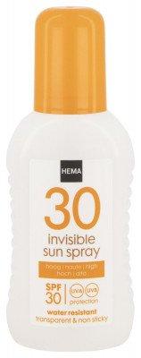 HEMA Invisible Sunspray 200 Ml SPF30