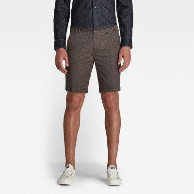 G-Star RAW Vetar Chino Shorts - Grijs - Heren