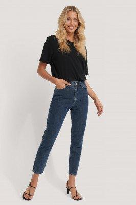 Trendyol Trendyol Mom Jeans - Blue