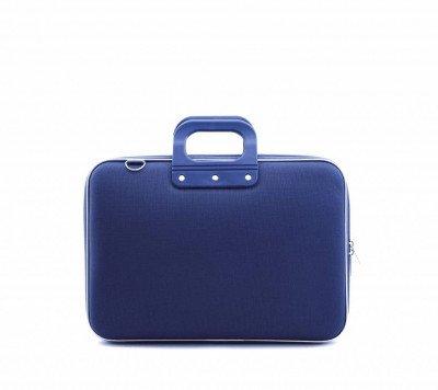 Bombata Bombata Nylon Laptoptas 13 inch Dark Blue