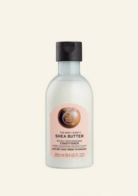 The Body Shop NL Shea Butter Richly Replenishing Conditioner 250 ML