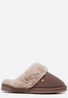 Warmbat Warmbat Flurry pantoffels roze