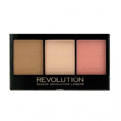 Makeup Revolution Makeup Revolution Ultra Sculpt&Contour Kit Ultra Fair C01