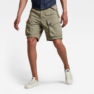 G-Star RAW Jungle Cargo Short - Groen - Heren