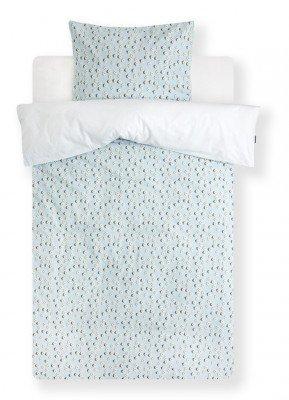 Snurk Snurk Daisy Dawn dekbedovertrekset van biologisch katoen perkal 160TC - inclusief kussensloop