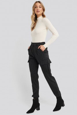 Sisters Point Sisters Point Nia Pants - Black