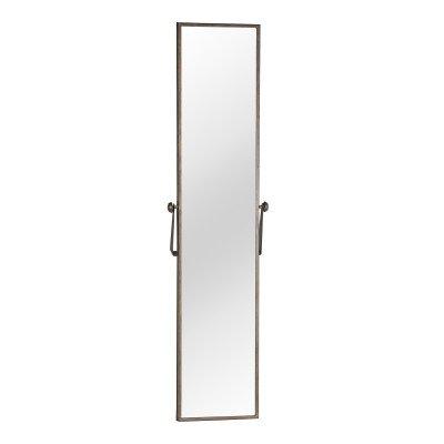 Firawonen.nl Daylon brass matt mirror big rectangle