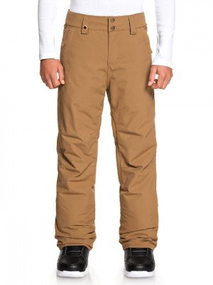 Quiksilver Quiksilver Estate Pants bruin