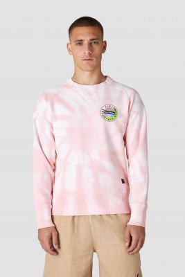 Kings of indigo Kings of Indigo - PARNELL sweater Male - Pink