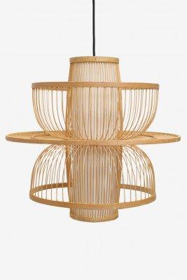 Sissy-Boy Naturel hanglamp bamboe M