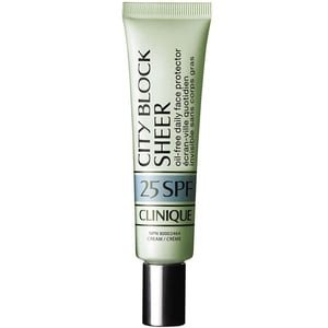 Clinique Clinique City Block Clinique - City Block Sheer Oil-free Daily Face Protector Broad Spectrum Spf 25