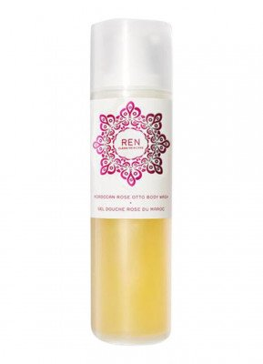 REN REN Moroccan Rose Otto Body Wash - douchegel