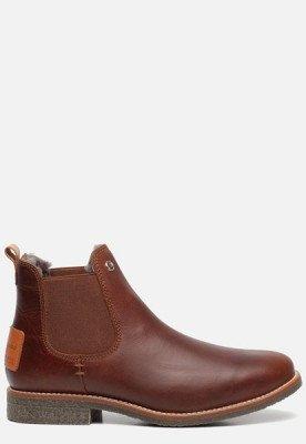 Panama Jack Panama Jack Giordana B2 Igloo Chelsea boots cognac