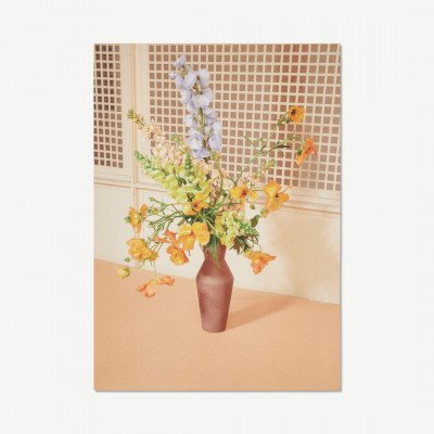 MADE.COM Paper Collective, Blomst 06, print door Uffe Buchard, 50 x 70 cm