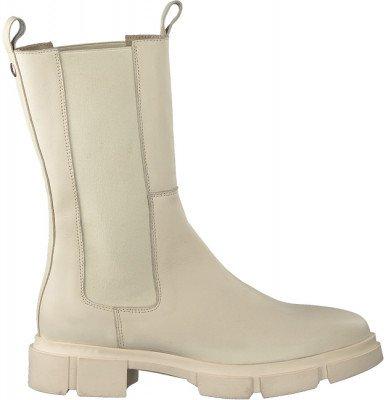 Witte Omoda Chelsea Boots Romy