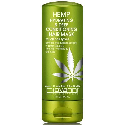 Giovanni Giovanni Hemp Hydrating and Deep Conditioning Hair Mask 147ml