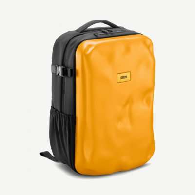 MADE.COM Crash Baggage Iconic rugzak, rugzak, geel