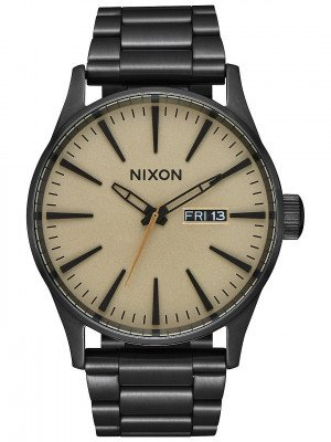 Nixon Nixon The Sentry SS zwart