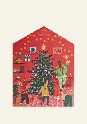 The Body Shop NL Make It Real Together Big Advent Calendar 1 Stuk