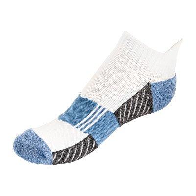 Coolmax sportsokken - 39-42 - blauw - 3 paar