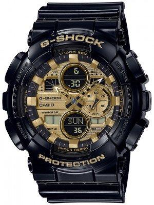 G-SHOCK GA-140GB-1A1ER zwart