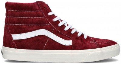 Vans Rode Vans Hoge Sneaker Ua Sk8-hi Heren