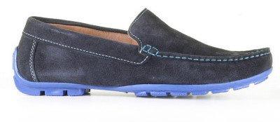 Cypres Cypres Hanjo 2 Azul Velo Loafers