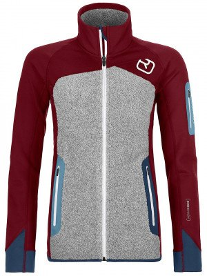 Ortovox Ortovox Plus Fleece Jacket rood