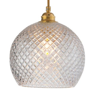 Ebb en Flow EBB & FLOW Rowan hanglamp, goud Ø 22cm