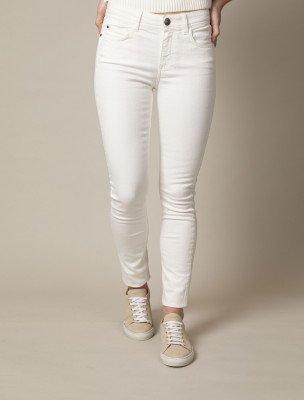 Cavallaro Napoli Cavallaro Napoli Dames Emma Jeans - Off white