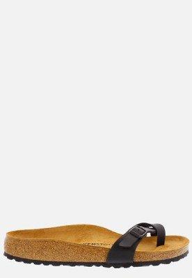 Birkenstock Birkenstock Piazza slippers zwart