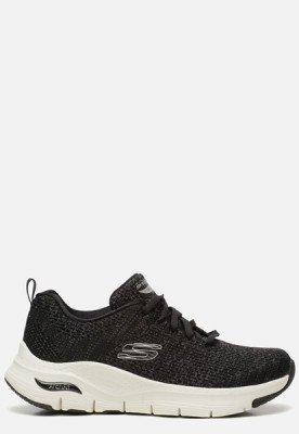 Skechers Skechers Runner Arch Fit Infinite Adventure sneakers zwart