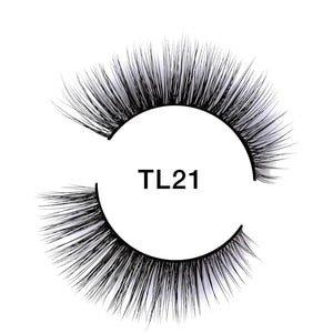 Tatti Lashes Tatti Lashes 3d Brazilian Silk Hair Tatti Lashes - 3d Brazilian Silk Hair Tl21