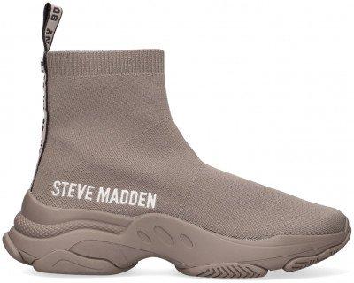 Steve Madden Taupe Steve Madden Hoge Sneaker Master