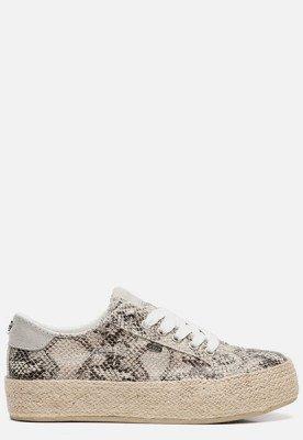 Mexx Mexx Chevelijn sneakers slangenprint