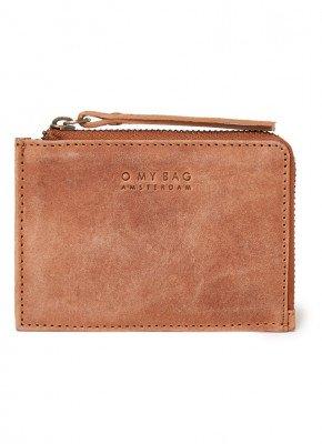 O My Bag O My Bag Coin portemonnee van leer